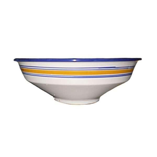 Spain Yellow Bowl