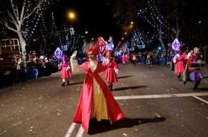 Three King's Parade