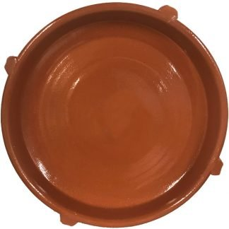 18 inch Clay Baking Dish from Spain