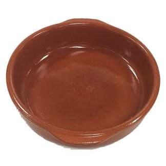 Terracotta Cazuela Clay Baking Dish