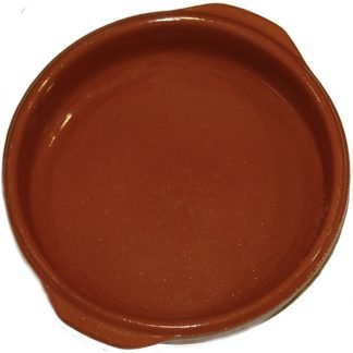 Terracota Cazuela Clay Baking Dish