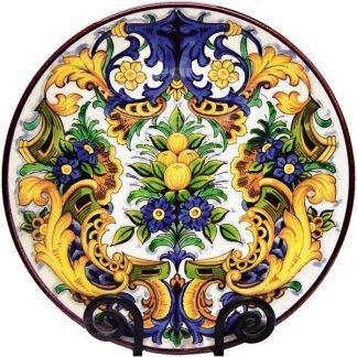 Barroco plate