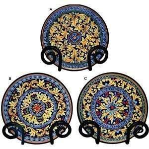 Ceramic Milan Plate