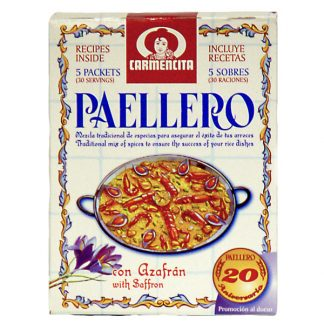 Camencita Paellero Paella Seasoning