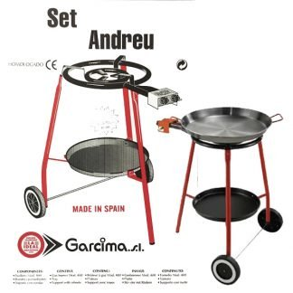 Tripod Paella Burner from Spain