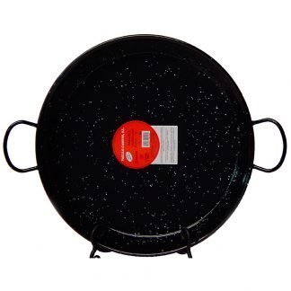 14 inch (36 cm) Authentic Enameled Paella Pan