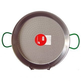 18 inch (46 cm) Carbon Steel Paella Pan