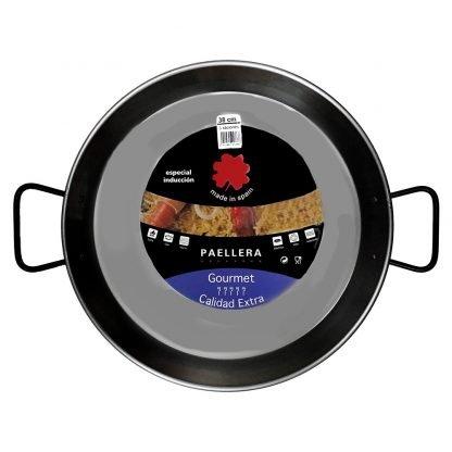 15 inch (30 cm) Heat Induction Paella Pan