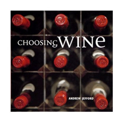 Choosing Wine Book