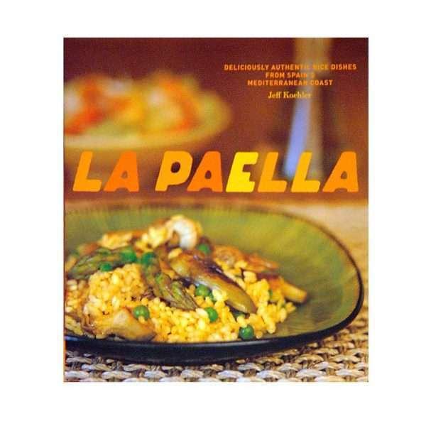 Paella Cookbook