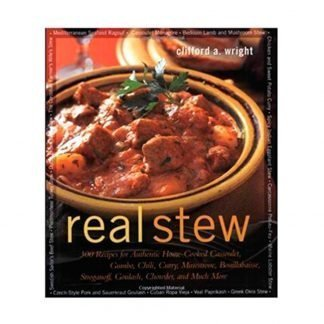 Real Stew Cookbook for Clay Cooking