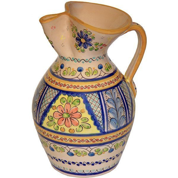 Mosaic Spanish Sangria Pitcher
