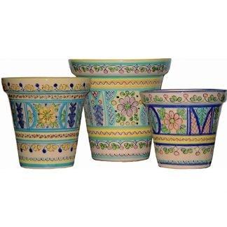 225 & Garden Pots Archives - From Spain - Spanish ceramic tableware