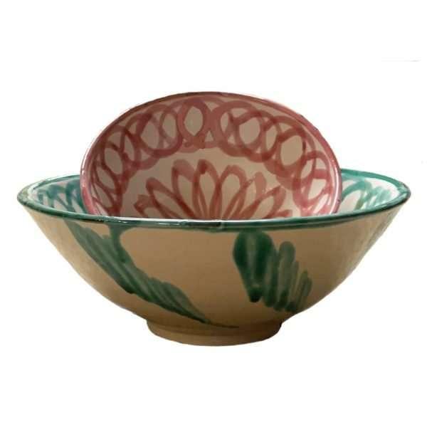 Fajalauza Serving Bowls