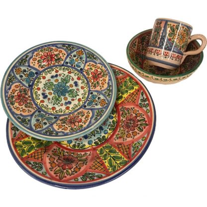 Mix and Match Plates from Spain