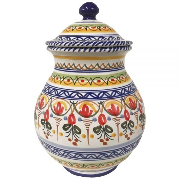 Multicolor Canister