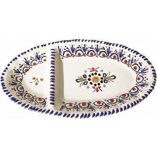 Spanish olive dish tray from Spain
