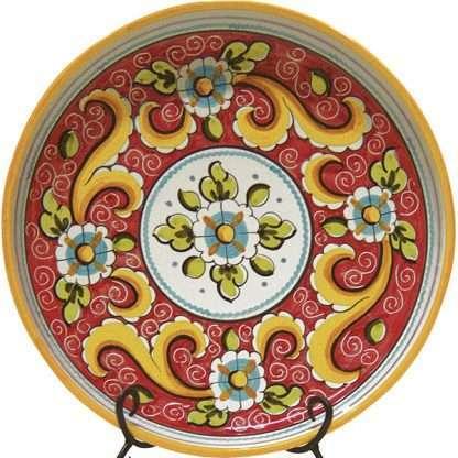 Valencia Spain Ceramic Plate