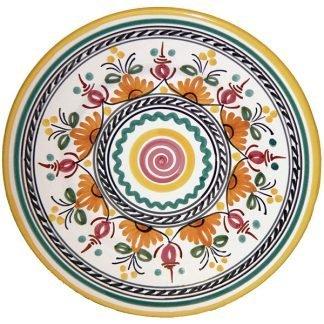 Spanish ceramic tapa plate