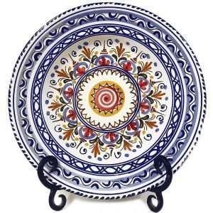 """Multicolor 9"""" Plate"""