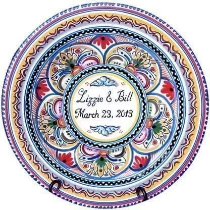 Personalized Ceramic Plate