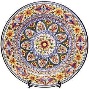 Spanish Ceramic Platter