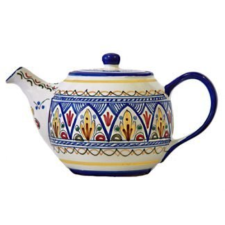 Ceramic Tea Pot from Spain