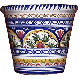 Ceramic Garden Pot from Spain