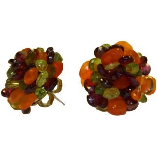 Handmade Carnelian Earrings
