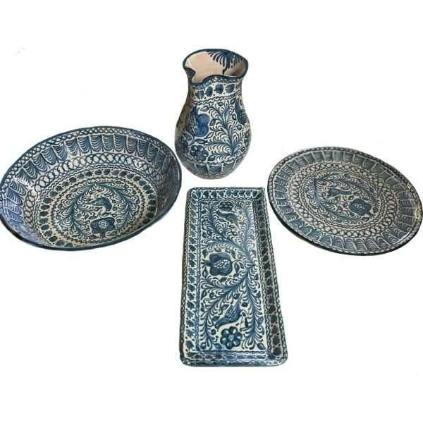 Antiguo Fajalauza Pottery
