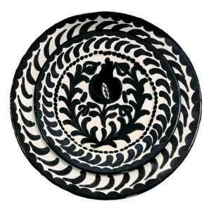 Granada Black Plate