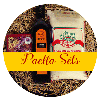 Paella Gift Set from Spain