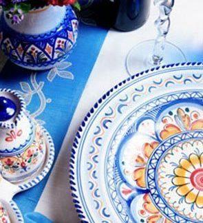 Spanish Ceramics & Tableware