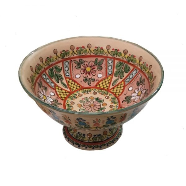 Mosaic Fruit Bowl