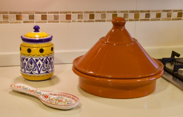 Moroccan Clay Tagin