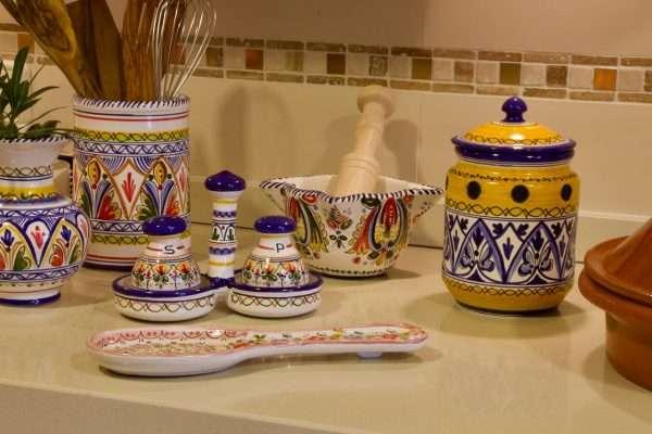 Ceramic Salt and Pepper