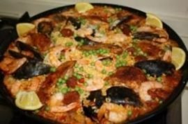 5 Star Paella Recipe
