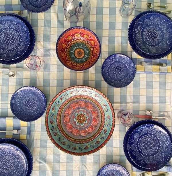 Cordoba Table Setting
