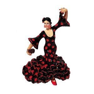 Barcino Flamenco Dancer