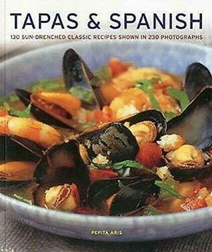 Tapas & Spanish Cookbook